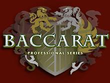 Автомат на деньги Baccarat Pro Series Table Game