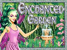 Автомат на деньги Зачарованный Сад