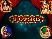 Автомат Vulkan Showgirls на деньги