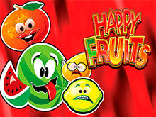 Happy Fruits онлайн в Вулкане на деньги