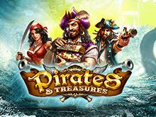 Pirates Treasures — игровые автоматы для отдыха и досуга
